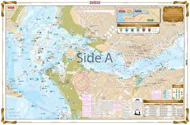 Inshore Fishing Charts Waterproof Charts Nautical Charts