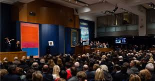 <b>Mark Rothko</b> painting '<b>No</b>. <b>1</b>' sells for surprising $75.1 million - Los ...