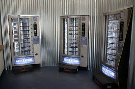 Name A Food You Never See In A Vending Machine Impressive Meat Vending Machines Humaneitarian