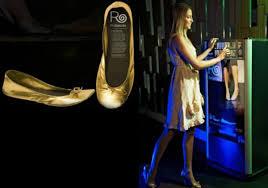 After Party Shoes Vending Machine Impressive The RollaSole Vending Machine It Dispenses Comfy Ballet Flats