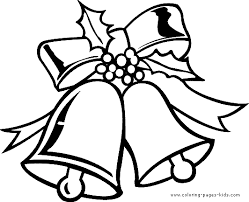 Small Picture Christmas Bells Coloring Pages for kids Coloring Point