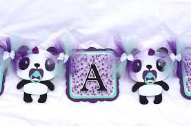 Baby Panda Baby Shower Party Ideas  Photo 1 Of 10  Catch My PartyPanda Baby Shower Theme