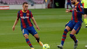 FC Barcelona - La Liga: Bayern Munich's interest in multiple Barcelona  right-backs