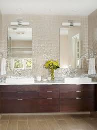 Bathroom Mosaic Tile White Backsplash Ideas Home Improvement Awesome Tile Backsplash In Bathroom