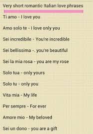 Italian Phrases on Pinterest | Italian Words, Learning Italian and ... via Relatably.com