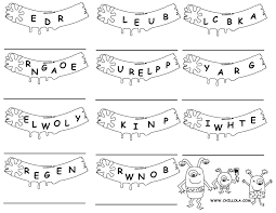 Colors Printable Worksheets Worksheets for all | Download and ...