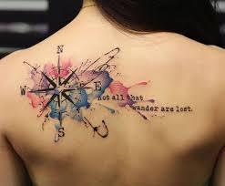 Kompass Tattoo Ideen Vorlagen Und Bedeutung 2019