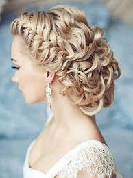 Wedding Styles With Braids