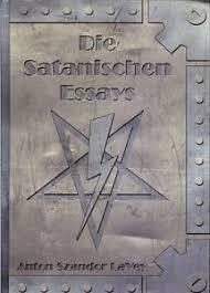 essays in satanism