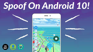 How To Spoof in Pokemon Go With Android 10 Devices - YouTube