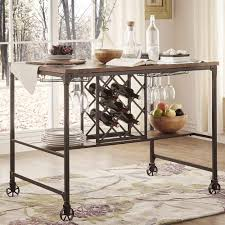 Berwick Iron Buffet with Wine Storage by iNSPIRE Q Classic - Free Shipping  Today - Overstock.com - 18016302