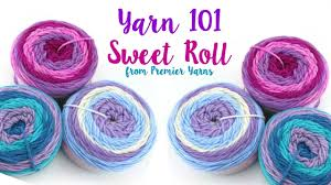 Premier Sweet Roll Yarn Patterns