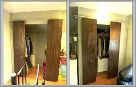 replace bifold closet doors with sliding installing double closet doors sliding closet barn doors sliding closet replace bifold closet doors