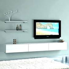 full size of white gloss floating tv cabinet small stand simple furniture delectable surprising shelf under