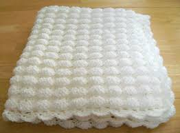Shell Afghan Crochet Pattern New Decorating
