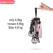 babyyoya <b>stroller mini</b> yoya <b>lightweight</b> portable folding <b>baby</b> ...