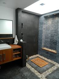 spa style bathroom ideas. Create Warm Feeling With Wood Tiles Spa Style Bathroom Idea Ideas