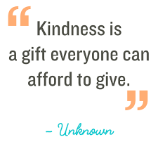 Random Acts Of Kindness Kindness Quote Kindness Is A Gift