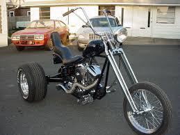custom built trike motorcycle