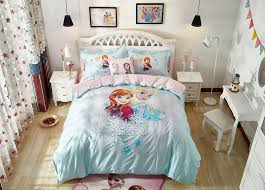 elsa anna sisters forever frozen bedding set elsa
