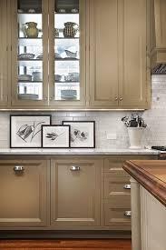 Taupe kitchen cabinets Farmhouse Taupe Kitchen Cabinets Decorpad Taupe Kitchen Cabinets Contemporary Kitchen Pratt And Lambert