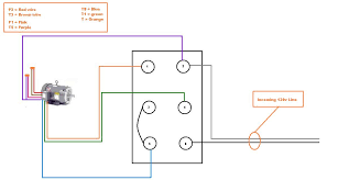 help wiring single phase v motor to drum switch single phase drum switch wiring jpg