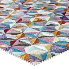hexagon rug geometric hexagon mosaic area rug in multicoloured hexagon carpet tiles shaw