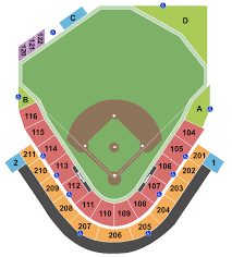 Peoria Sports Complex Seating Chart Fifth Third Field Seating Chart Dayton