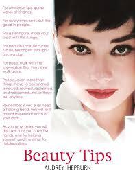 Audrey Hepburn Beauty Tips Quote Best of LAST LOOKS With Myke The Makeupguy AUDREY HEPBURN'S BEAUTY TIPS