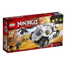 Lego Ninjago Titanium Ninja Tumbler 70588 - Includes Three Minifigures -  BNIB #Lego   Lego ninjago, Lego, Ninjago lego sets