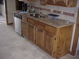 Kitchen Cabinets Ash With Provincial Stain E Woodshopcom 214