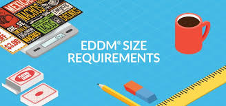 Eddm Size Chart Every Door Direct Mail Size Requirements Mail Shark