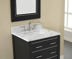 black vanities for bathrooms. Manhattan 24 Inch Black Contemporary Bathroom Vanity With And White Idea 10 Vanities For Bathrooms Kathy Knaus