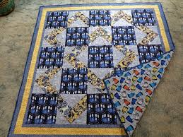 Doctor Who quilt | Quilts | Pinterest | Sewing projects, Patchwork ... & 1 and a big Doctor Who fan. When I saw this fabric I knew I had to make a  quilt for him. Adamdwight.com