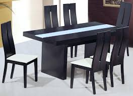 dining table wood black wood dining room table inspiring exemplary fresh idea to design your modern