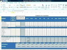 Monthly Home Expenses Template Monthly Home Expenses Template Excel