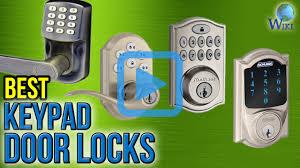 Top 10 Keypad Door Locks of 2017 | Video Review