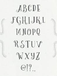 Cool Fonts To Write In 11 Free Handcrafted Fonts You Need To Download