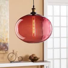colored glass pendant lighting. katarin colored glass pendant lamp magenta lighting g
