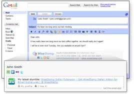 How To Create Cool Signatures For Your Webmail E Mail