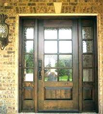 wood look exterior doors exterior wood door with window stupefy look front doors glass home interior inch 6 panel in wood front entry doors canada wood