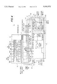 patent us electronic vacuum cleaner control system patent drawing