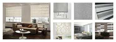 (Above) Glamour Laurent Blanc blinds, Silver leaf roller blinds, Decadence  Damask metallic blinds, Glamour Sparkle roller blinds and Glamour striped  roller ...
