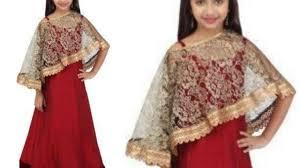Captop Dress Design Designer Cape Top Cutting Stitching Diy Eid Special