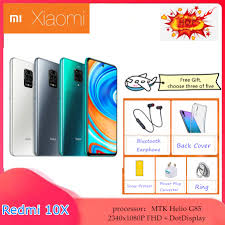 <b>Xiaomi Redmi</b> 10X 4G / 5G Phone @ <b>Original New</b> Set @ 1 YEAR ...