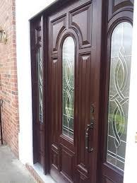 front door installationFront Door Staining  Monks Home Improvements