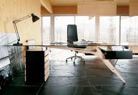 Nice modern home office furniture ideas Ikea Gl Top With Wooden Bases Large Modern Home Office Desk Design Crismateccom Designer Office Furniture It Nice That Graphic Design Benoit Small