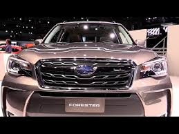 subaru neuheiten 2018. beautiful subaru 2018 subaru forester xt  exterior and interior first impression look  in 4k intended subaru neuheiten u