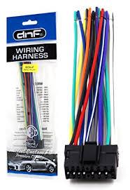 amazon com dnf sony wiring harness 16 pin soh cdx ca810x cdx dnf sony wiring harness 16 pin soh cdx ca810x cdx ca850x cdx c580