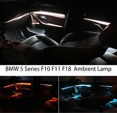 Bmw F10 Ambient Interior Lighting Car Interior Decorative Led Ambient Door Light Stripes